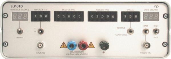 ELP-01D – Electroporator