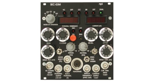 SEC-03M – Single Electrode Clamp Module