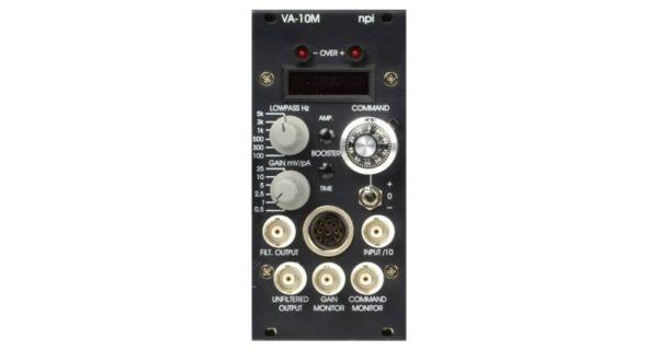 VA-10M – Voltammetry/Amperometry (Module)