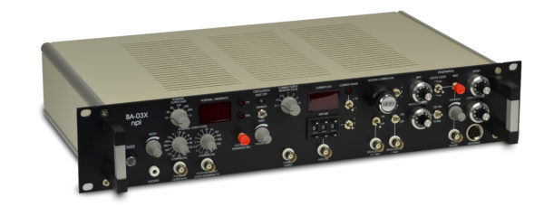 BA-03X – Bridge Amplifier