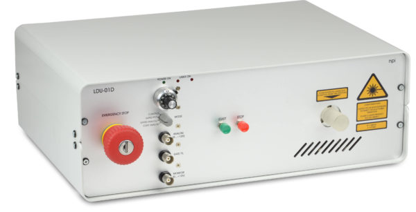 LDU-01D – Laser Driver Unit