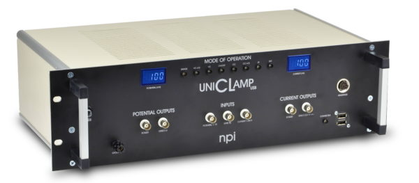 UniClamp USB – Software controlled Universal Amplifier