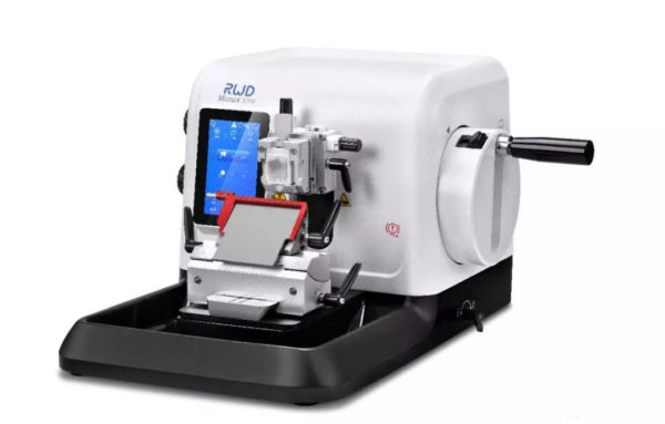 RWD semi-automatic paraffin microtome